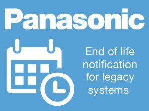 Panasonic End of Life