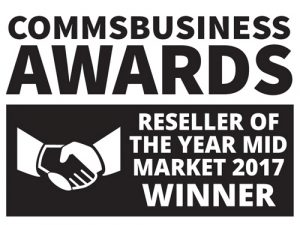 Comms Business Awards Winners 2017