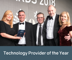 GP Awards 2018 Technology Provider of the Year